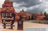 Entrance To Red Canyon