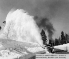 Snow Removal At Duck Creek