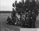 Group Photo From 1956 Ranger's Meeting