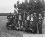 Group Photo Of Ranger Meeting 1956
