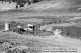 Watershed management, Sieler Creek stream gauge