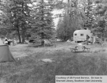 Camping at Pine Lake Campground