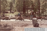 Campground construction