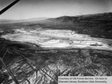 Watershed management, East Fork, aerial photograph