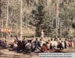 Recreation, Boy Scout group camping