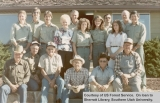 Group of Forest Service employees, Escalante Ranger District