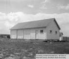 Garage / storeroom at Panguitch