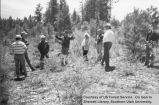 Field trips, Tippets thinning area