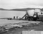 Wildlife Point Boat Ramp Construction