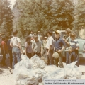 Cedar Canyon Campground cleanup