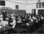 Howard R. Driggs demonstration classroom
