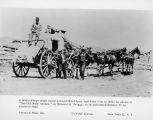 Wells Fargo Stage Coach