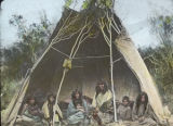Bannock Indian Family