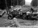 Recreation, ski lift construction