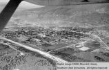Aerial view of Cedar City