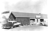 Commercial buildings, Southern Utah Lumber and Hardware