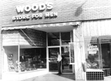Commercial buildings, Wood's Toggery