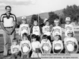 Recreation, baseball team photo