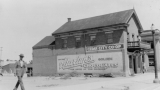 Commercial buildings, Cedar City Co-op store