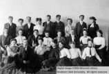 People, unidentified group