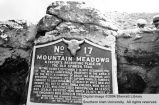 Monuments, Mountain Meadow