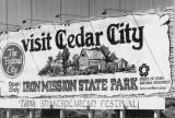 Cedar City billboard