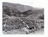 Early view of Cedar City