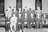 Twelve unidentified men