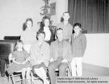 Seven unidentified individuals