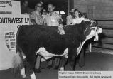 Steers, Reserve Champion, 1969