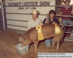 Hogs, Reserve Champion, 1980