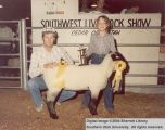 Sheep, Reserve Champion, 1980