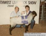Sheep, Grand Champion, 1984