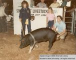 Hogs, Reserve Champion, 1984