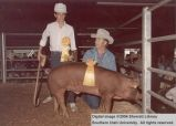 Hog, Reserve Champion, 1985