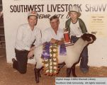 Sheep, Grand Champion, 1979