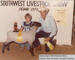 Sheep, Reserve Champion, 1979