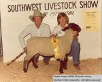 Sheep, Reserve Champion, 1978