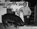 Hogs, Reserve Champion, 1976