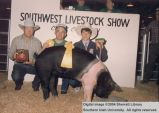 Hogs, Reserve Champion, 1987