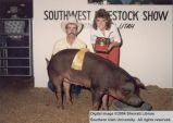 Hogs, Reserve Champion, 1988