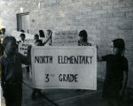 North Elementary 3rd grade poster