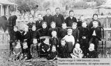 Grandchildren of Sage Treharne Jones; Cedar City, Iron County, Utah