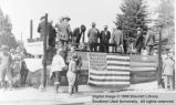 Golden Spike Celebration; Cedar City, Iron County, Utah