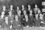 BAC group of young men; Cedar City, Iron County, Utah