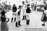 Folk dancers from New Harmony; Parowan, Iron County, Utah