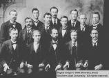 Elders of the Cherokee Conference, Coalgate, Indian Territory Mission; Oklahoma