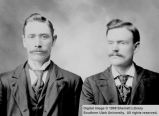 Samuel Linton and William R. Palmer; Lehigh, Indian Territory, Oklahoma