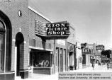Main Street; Cedar City, Iron County, Utah