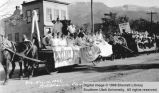 Cedar City Founders' Day/ Armistice Day parade; Cedar City, Iron County, Utah